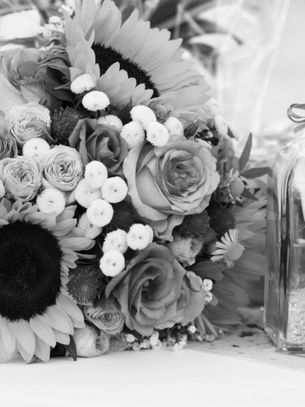Hochzeitsstrauß Foto Rastatt